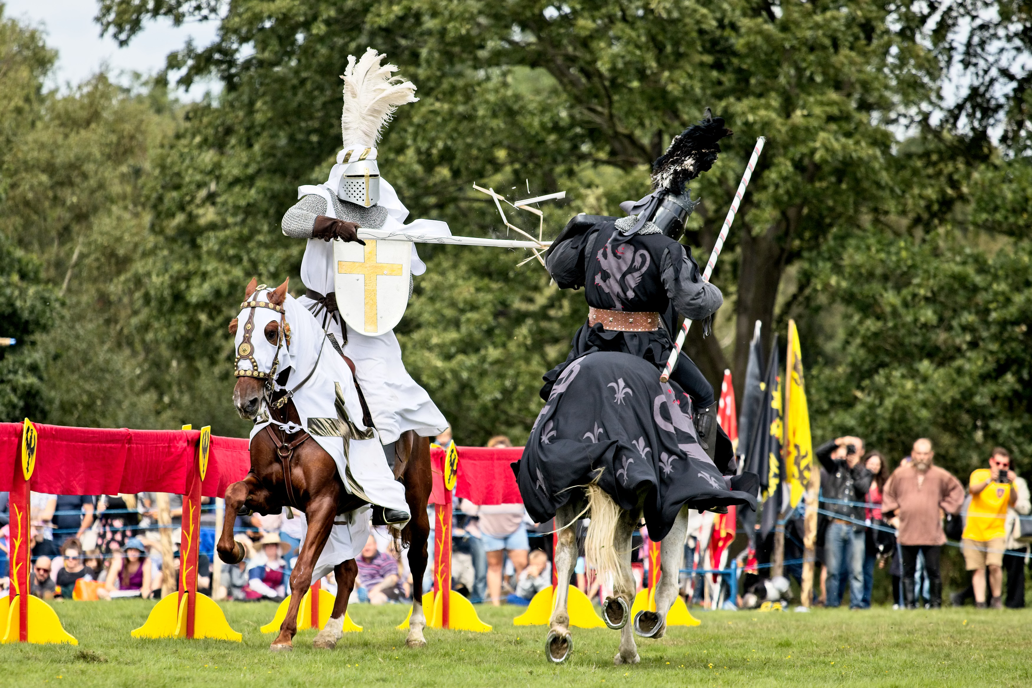 Win tickets to England's Medieval Festival 2019
