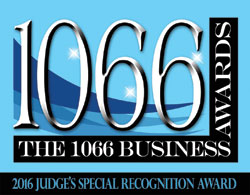 The 1066 Business Awards - 2016 Judge's special recognition award