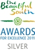 2011/12 Bed & Breakfast/Guest Accommodation of the Year Silver Award