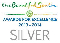 13/14 Silver Award - Beautiful South Awards for Excellence