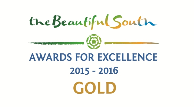 Beautiful South Awards Winners 2015/16 – Gold