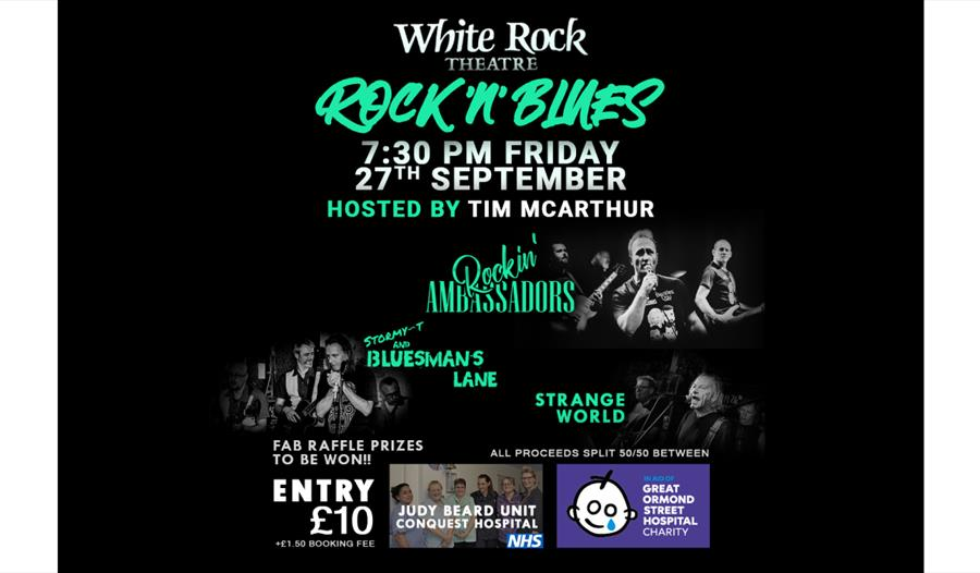 Rock 'N' Blues Charity Event