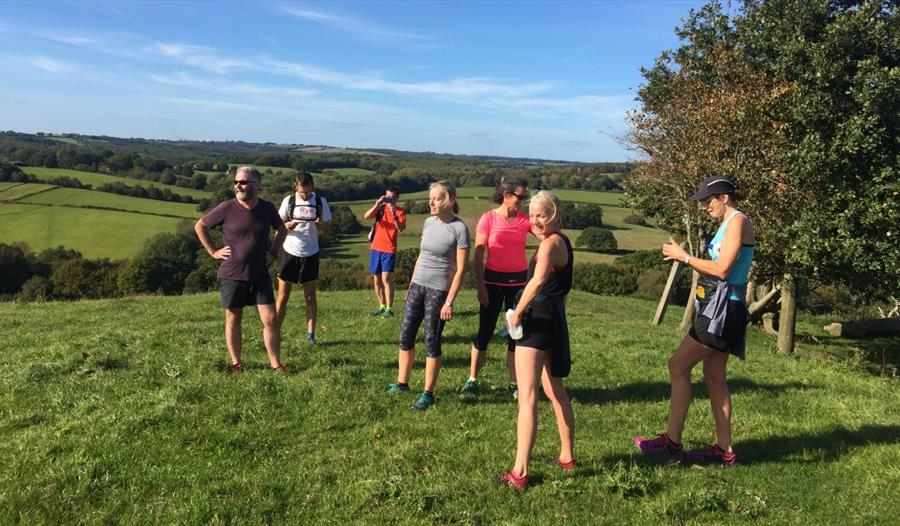The 1066 Trail Running Adventure