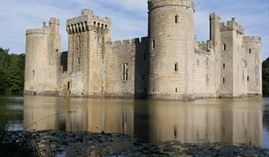 Boxing Day walk at Bodiam