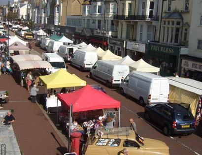 Anglo/Continental Street Market