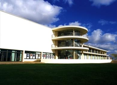 A modernist icon for contemporary arts on the south coast of England
