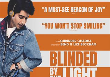Blinded by the Light, with Sarfraz Manzoor