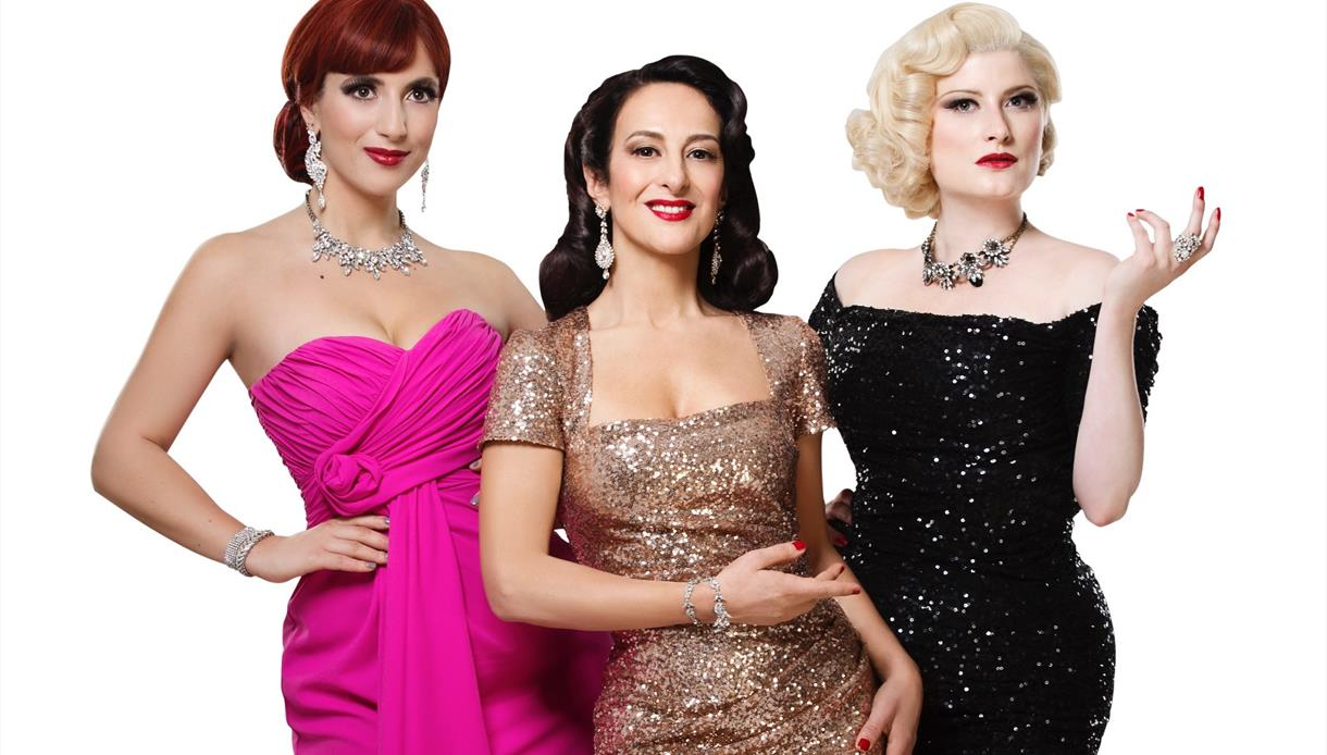 Puppini Sisters With The Pasadena Roof Orchestra