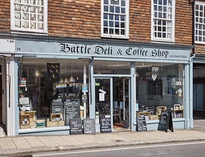 Battle Deli