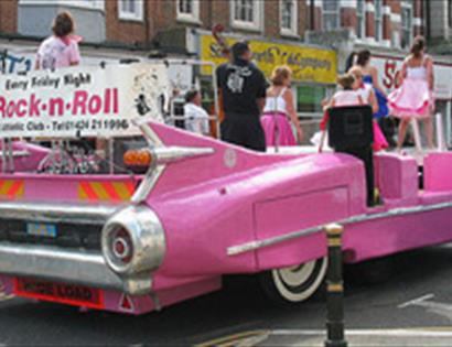 Bexhill Carnival Week