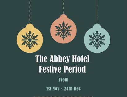 Abbey Hotel Festive Period