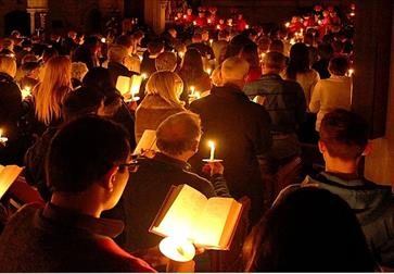 Carols by Candlelight at St Andrew's
