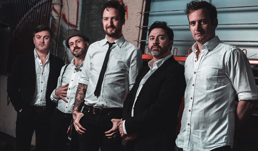 FRANK TURNER & THE SLEEPING SOULS NO MANS LAND