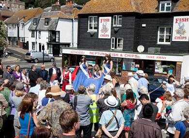 Hastings Old Town Carnival Week 2019
