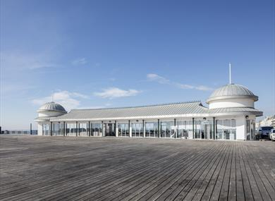 Ramboll, Hastings Pier