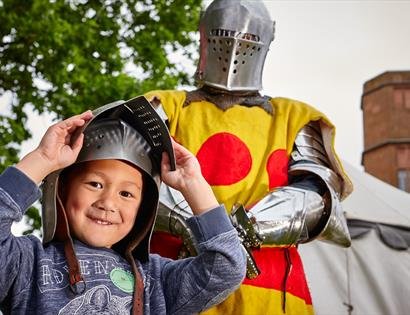 Knights' Tournament at Battle Abbey