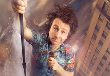 Milton Jones Milton: Impossible