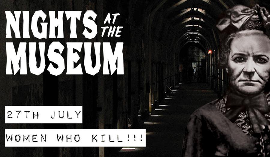 Nights at the Museum: Women Who Kill!