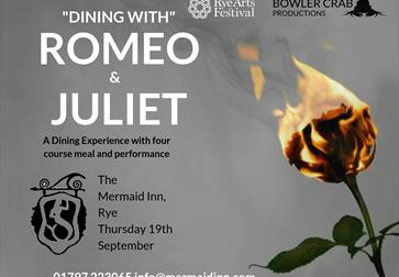 Romeo & Juliet Dining Experience