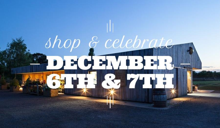Shop & Celebrate at Eggs to Apples