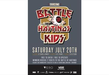 Battle of Hastings BMX: kids