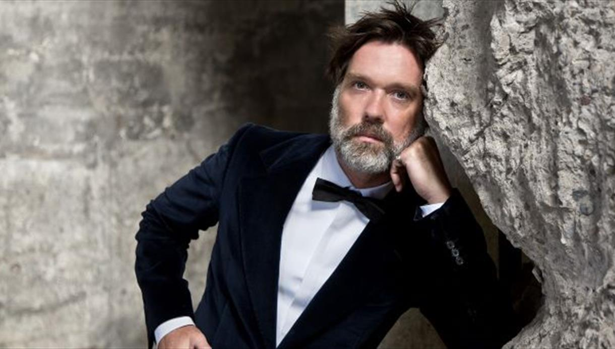 Rufus Wainwright With The Royal Philharmonic Orchestra (Hastings International Piano Festival)