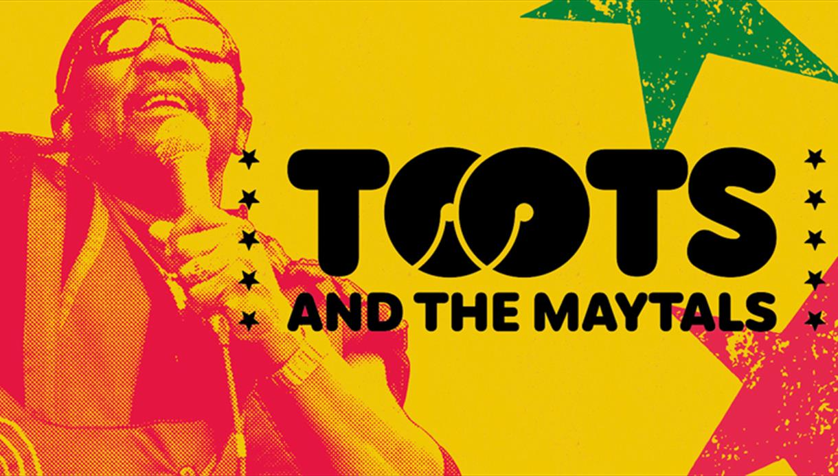 Toots & The Maytals All Day Beach Terrace & Auditorium Party
