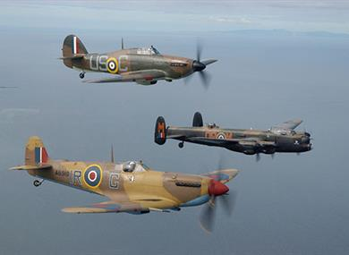 Celebrate the Royal Air Force 100 years