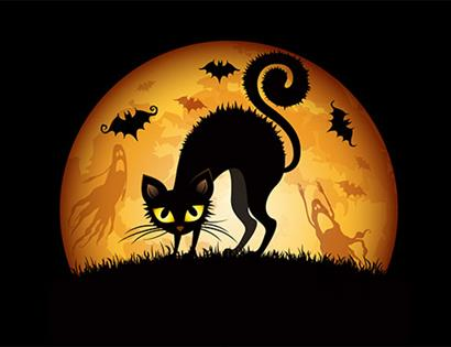 Halloween Family Workshop: Witches and Cats