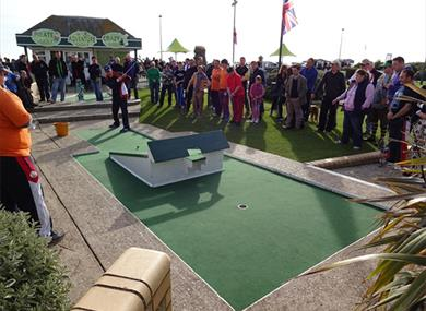 British Mini Golf Open