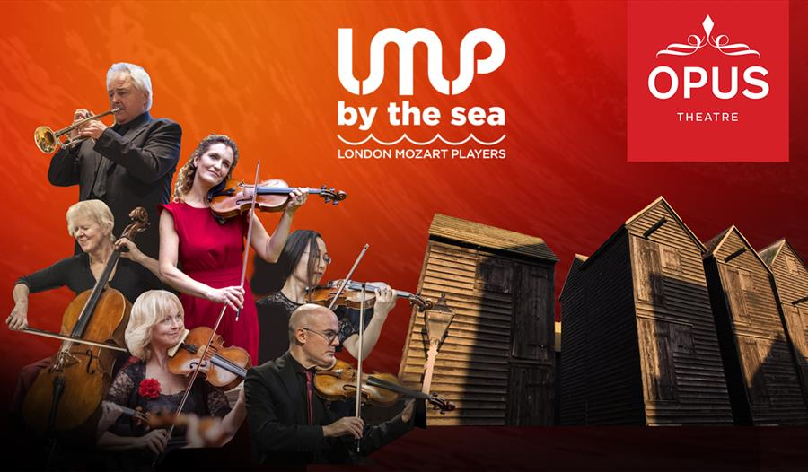 London Mozart Players by the sea