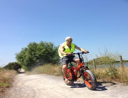 Ebike Hire, Camber Sands