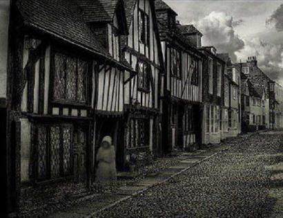 Ghostly Guided Walks of Rye