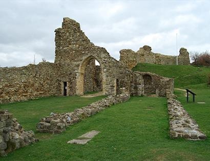 Last Day of Pilgrimage to Hastings Castle
