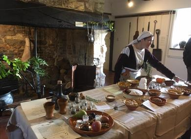 A Tudor Christmas at Michelham Priory