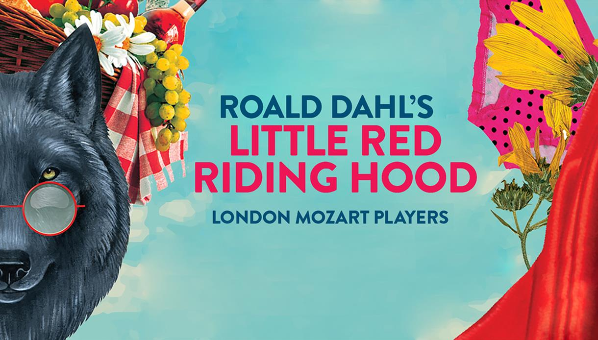 Road Dahl's Little Red Riding Hood