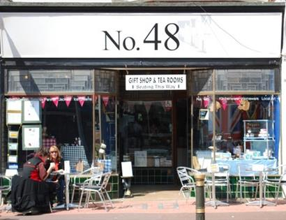 No. 48 Cafe and tea room