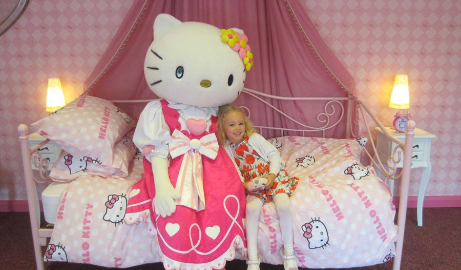 Meet and Greet Hello Kitty