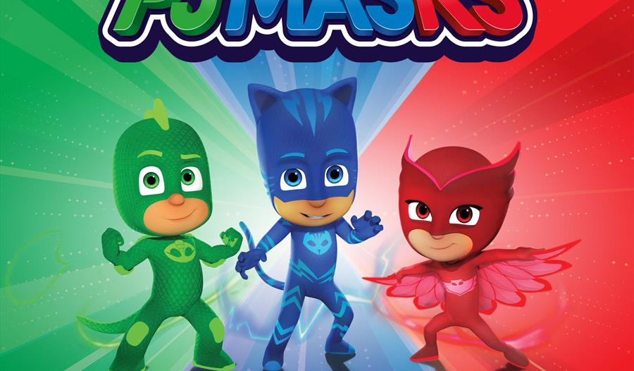 Meet and Greet PJ Masks