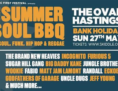 The summer soul bbq