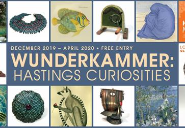 Wunderkammer: Hastings Curiosities