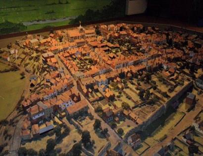 Town Model